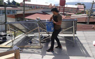 Solar Wasserkiosk