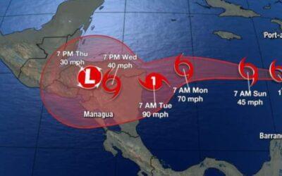 Grösste Überschwemmungen seit dem tödlichen Hurrikan Mitch vor 22 Jahren